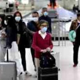 刚刚,全美冠状病毒肺炎增至11人,加州占去6人