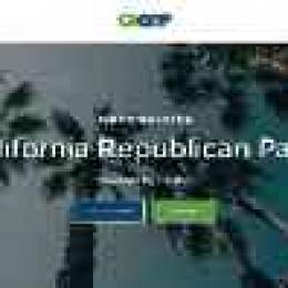 2020选举年,加州共和党站台推荐候选人列表