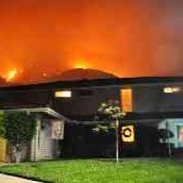 紧急通知:山猫烧下来,阿凯迪亚这些地方需要立即撤离