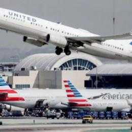惊!新冠症状乘客在飞往洛杉矶途中暴毙,紧急迫降纽奥良